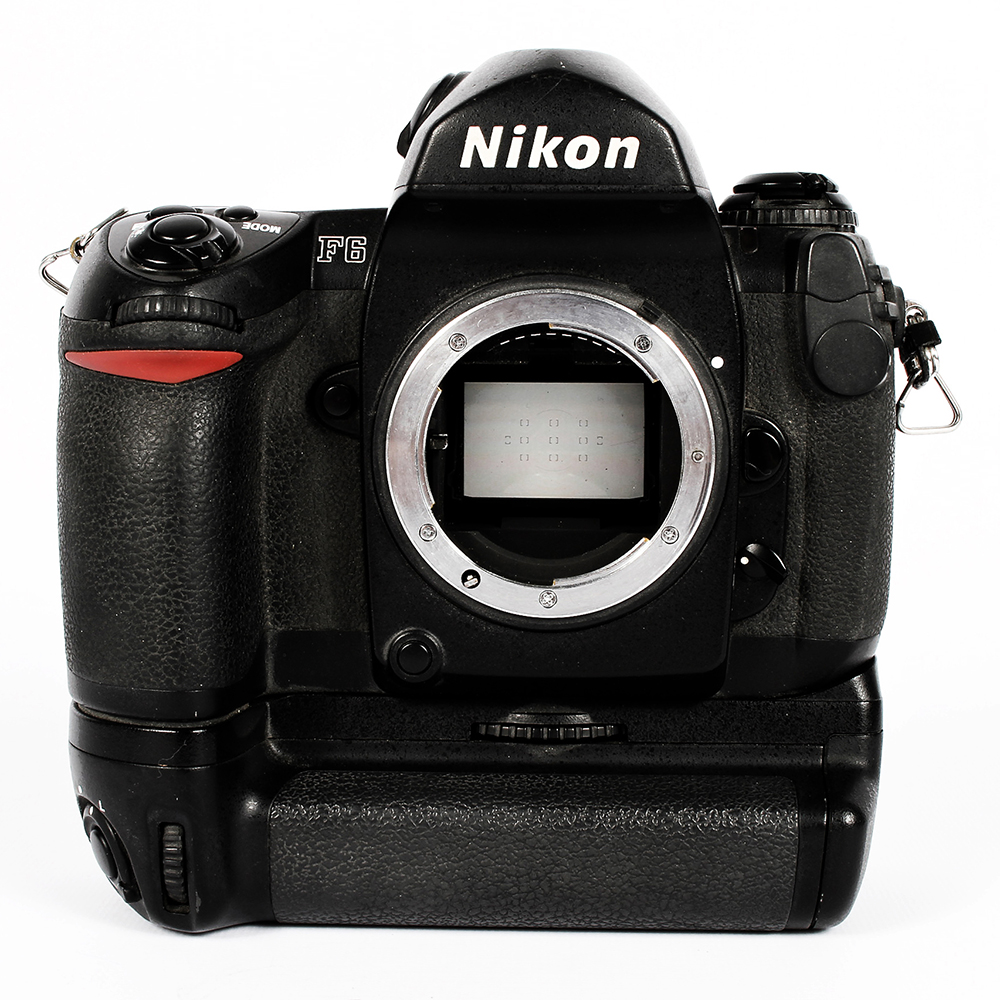 Nikon F3 35mm Camera Body At Keh Store Parts Diagram P F6 With Mb40 Multi Power Battery Pack