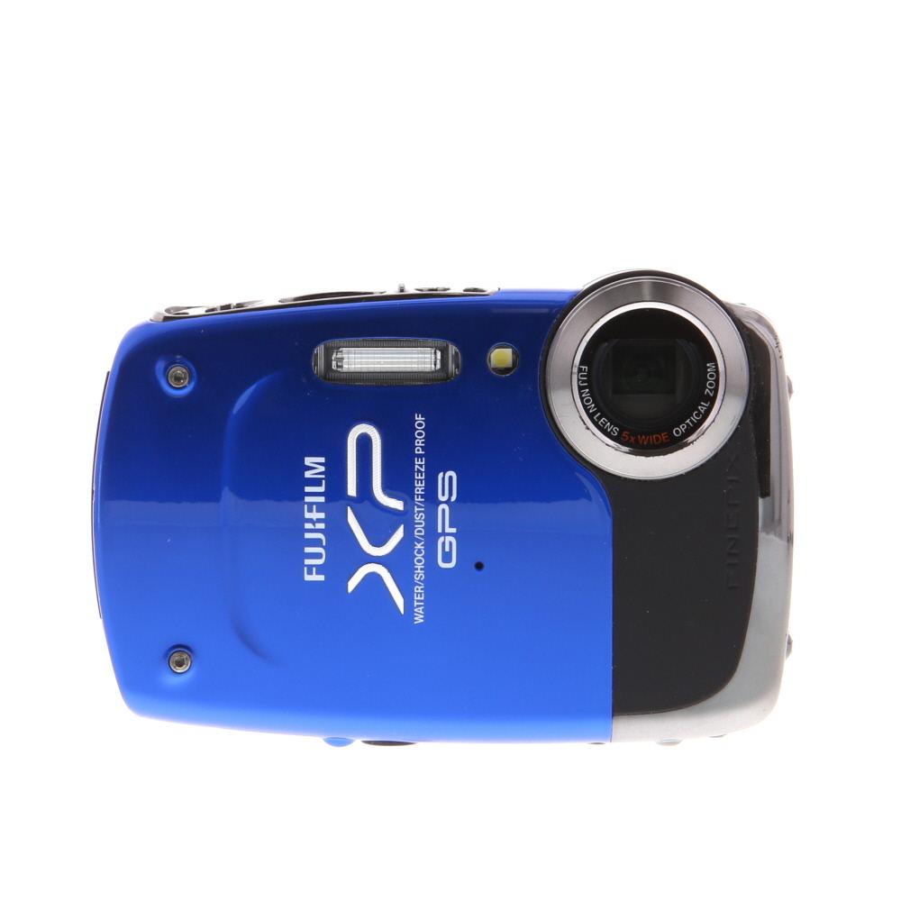 Refurbished Used Fuji Camera Equipment Buy Sell Photography Fujifilm X T100 Body Xf35mm F2 Black Kamera Mirrorless Finepix Xp30 Digital Blue 14 M P