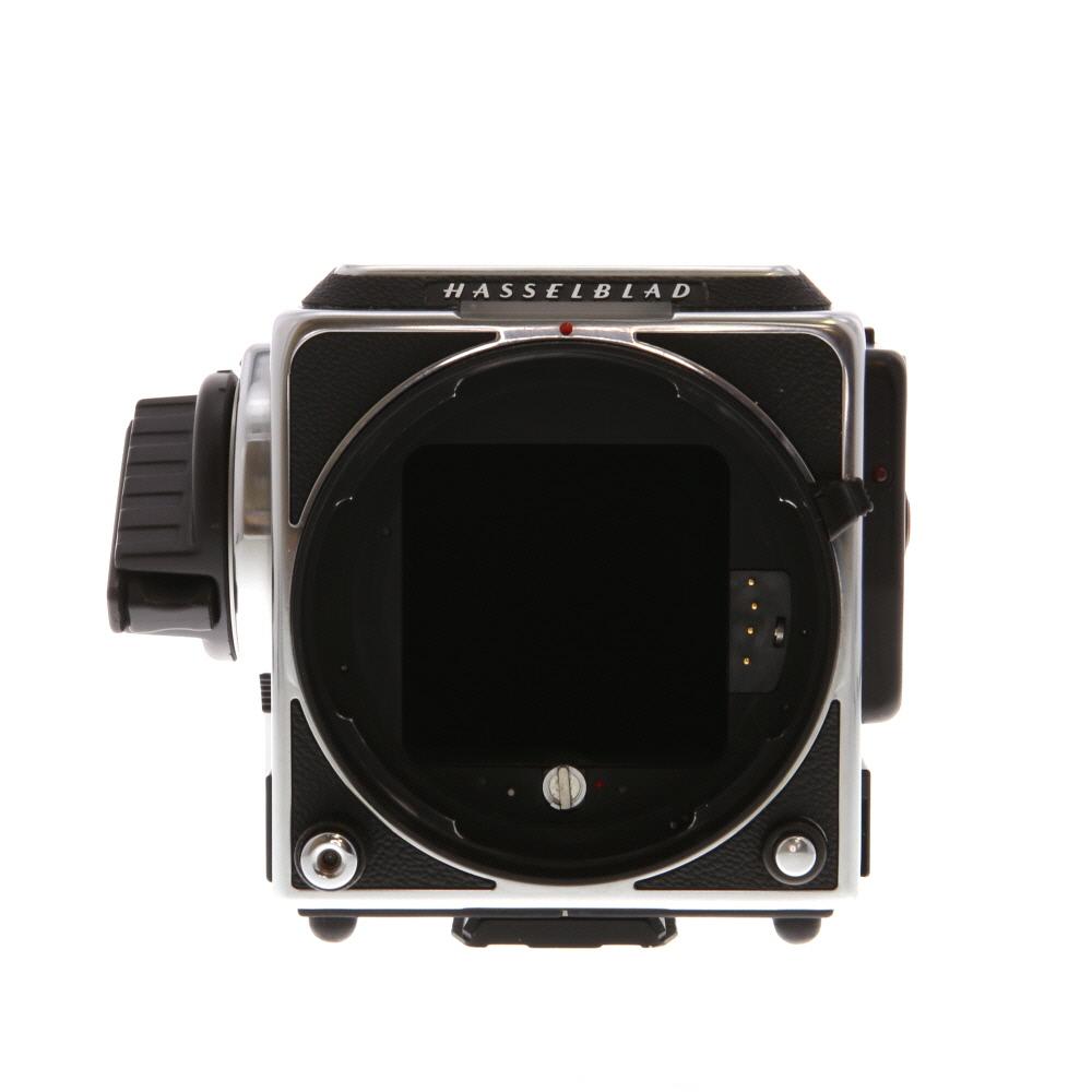 Hasselblad 203FE Chrome Medium Format Camera Body with Waist Level