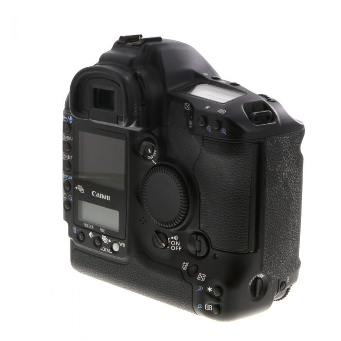 Canon EOS 1D Mark II DSLR Camera Body {8.2MP}