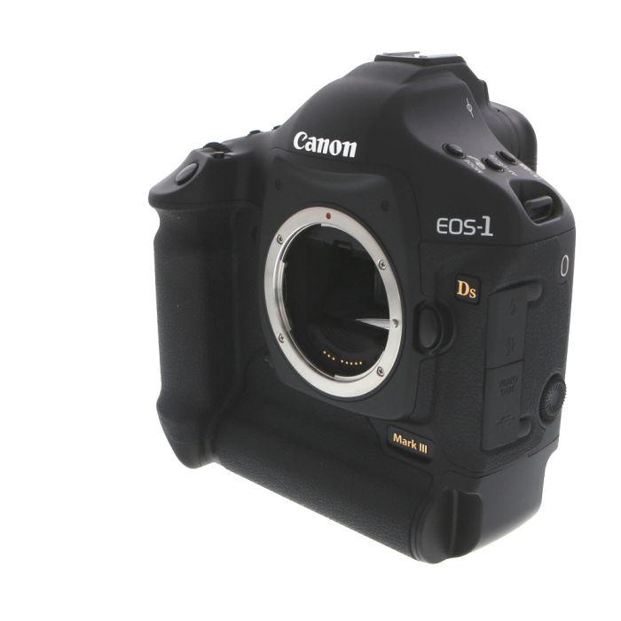 Canon EOS 1DS Mark III Digital SLR Camera Body {21.1 M/P}