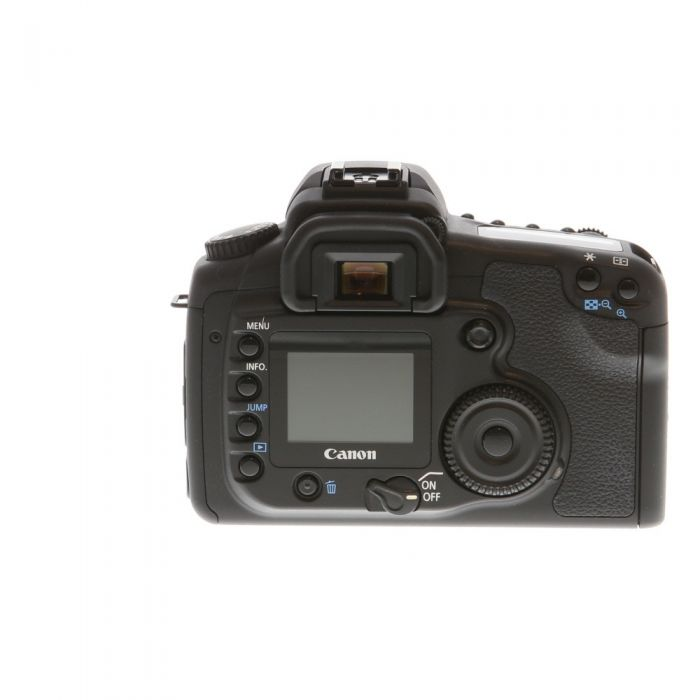Canon EOS 20D DSLR Camera Body {8.2MP}