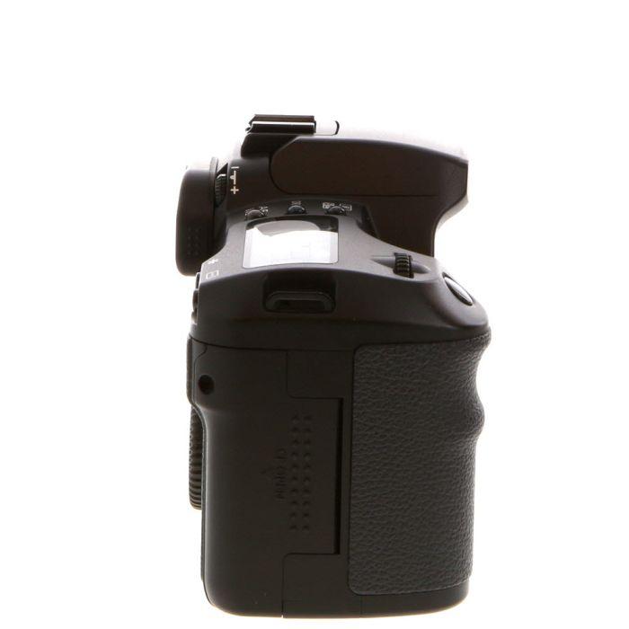 Canon EOS D30 DSLR Camera Body {3.25MP}