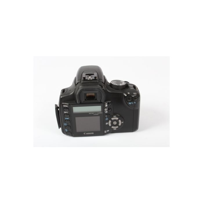 Canon EOS Rebel XT Black IR (Infrared) Color Converted Digital SLR Camera Body {8 M/P}