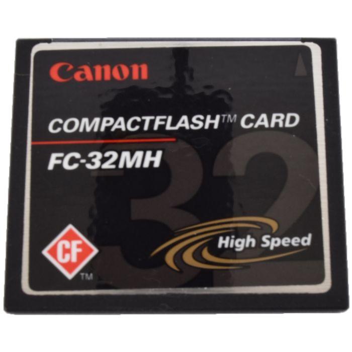 Canon 32MB Compact Flash [CF] Memory Card