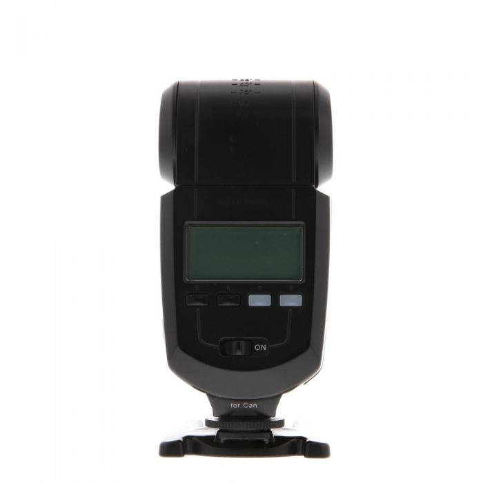 Metz 58 AF-1C Flash For Canon EOS E-TTL II [GN138] {Bounce, Swivel, Zoom}