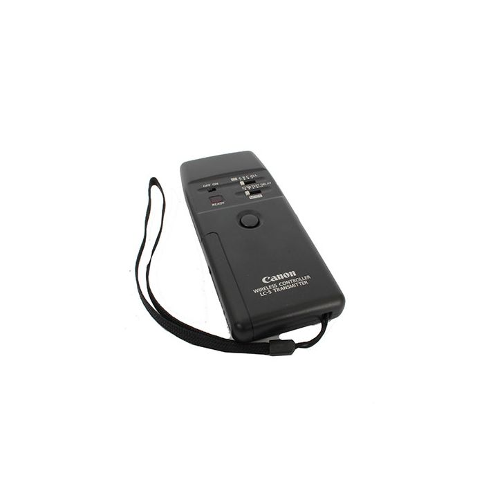 Canon Wireless Controller LC-5 Set with LC-5 Receiver and LC-5 Transmitter (1D Series/5/10/20/30/40D/D30/60)