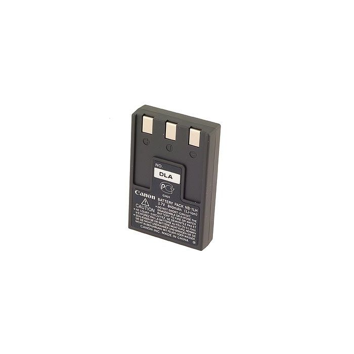 Canon Battery NB-1LH (S100/110/200/230/300/330/400/410/500)