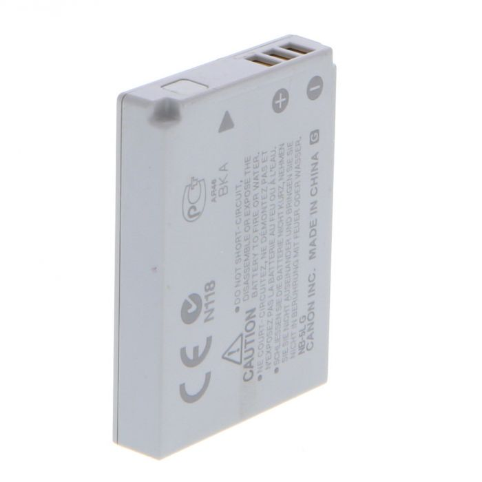 Canon Battery NB-5L (SD700/SD800/SD850/SD870/SD900/SD950)