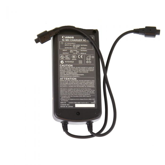 Canon Battery Charger NC-E2 (1D/1DS/1D Mark II/1DS Mark II)