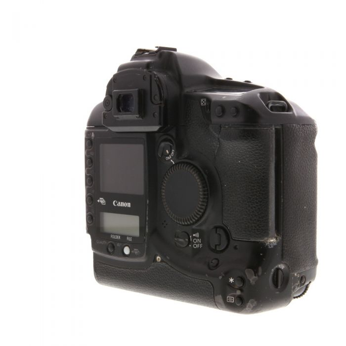 Canon EOS 1D DSLR Camera Body {4.15MP}