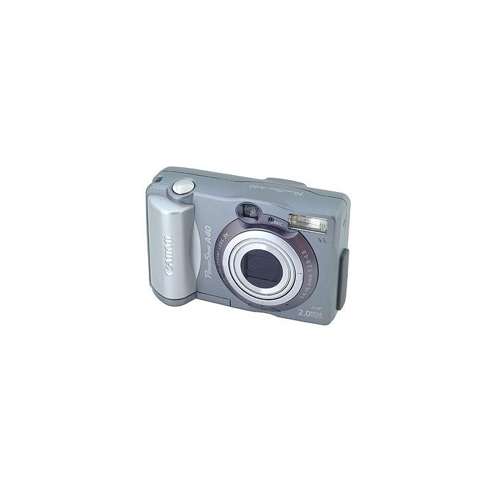 Canon Powershot A40 Digital Camera {2MP}