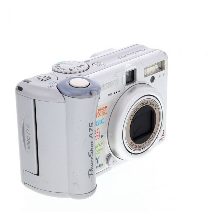 Canon Powershot A75 Digital Camera {3.2MP}