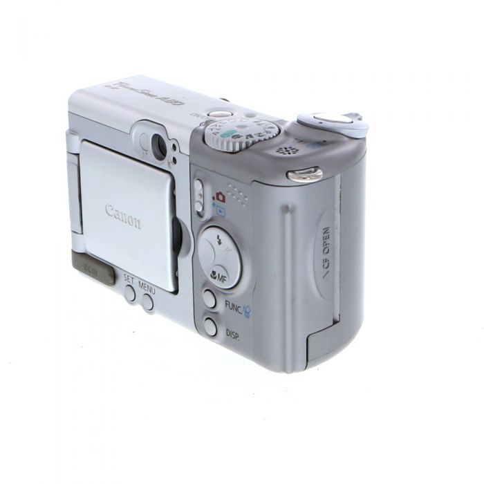 Canon Powershot A80 Digital Camera {4MP}
