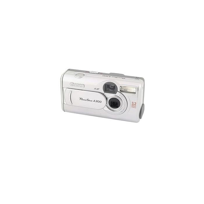 Canon Powershot A300 Digital Camera {3.2MP}