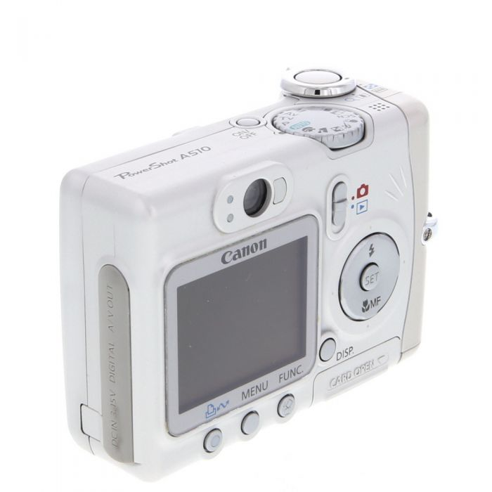 Canon Powershot A510 Digital Camera {3.2MP}