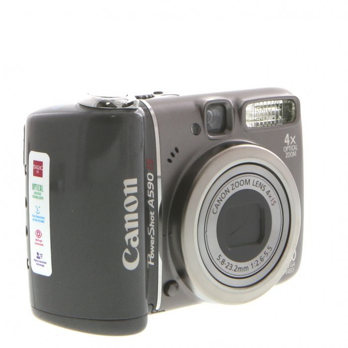 Canon Powershot A590 IS Digital Camera {8MP}