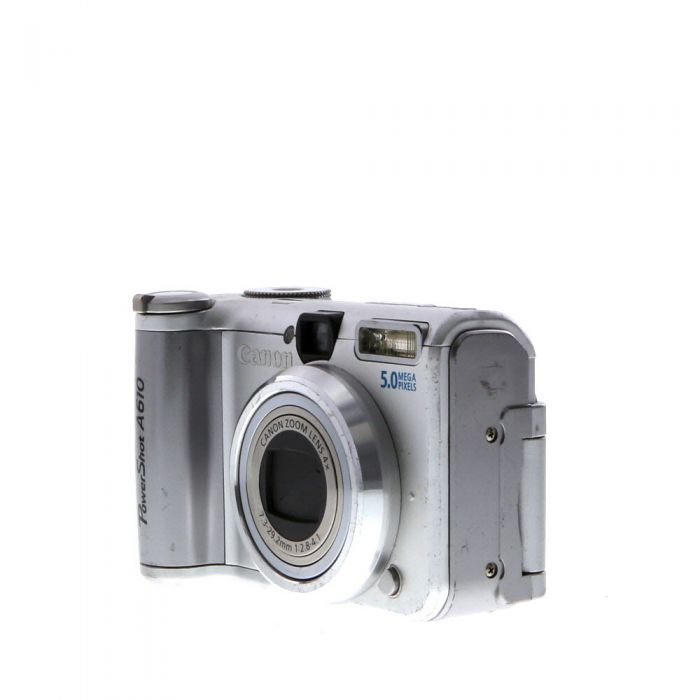 Canon Powershot A610 Digital Camera {5MP}