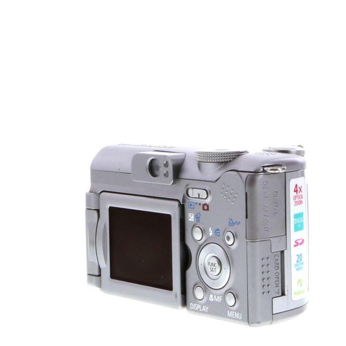 Canon Powershot A620 Digital Camera {7.1MP}