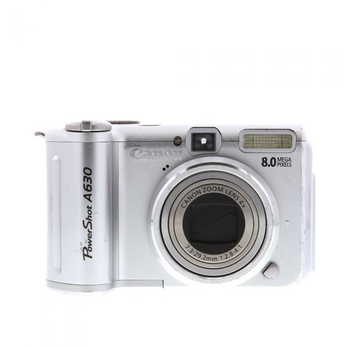 Canon Powershot A630 Digital Camera {8MP}