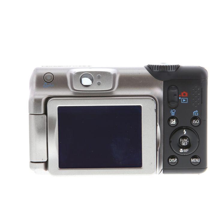 Canon Powershot A650 IS Digital Camera {12.1MP}