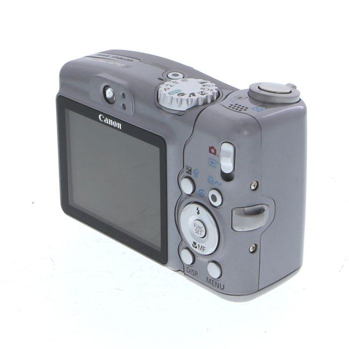 Canon Powershot A710 IS Digital Camera {7.10MP}