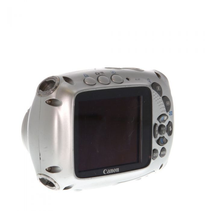Canon Powershot D10 Blue Digital Camera {12.1 M/P}