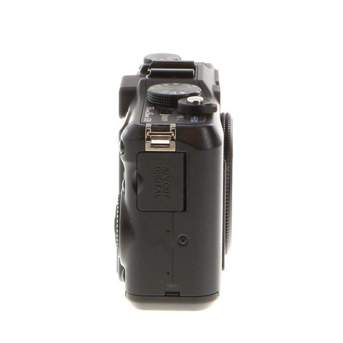 Canon Powershot G9 Digital Camera {12.0MP}