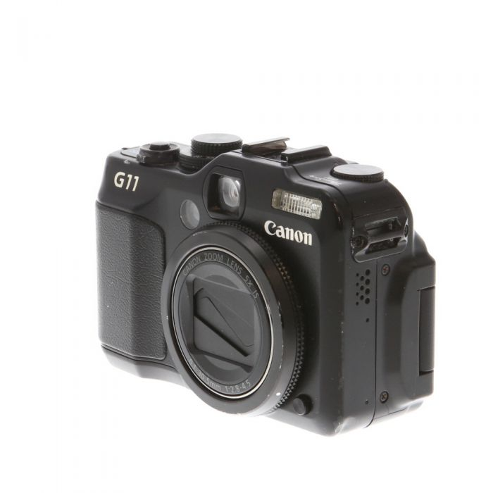 Canon Powershot G11 Digital Camera {10MP}