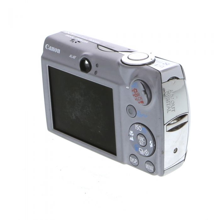 Canon IXY Digital Camera {2.1MP} (International Version of S100 ELPH)