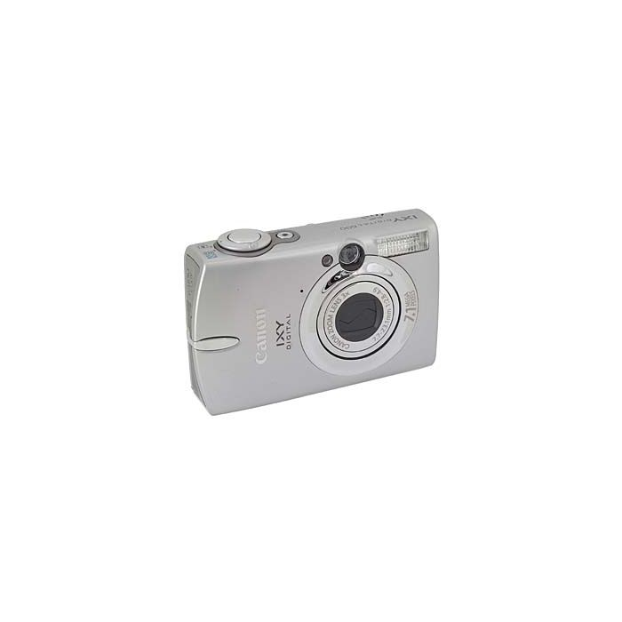 Canon IXY 600 Digital Camera {7.1MP} (Japanese ELPH SD500)
