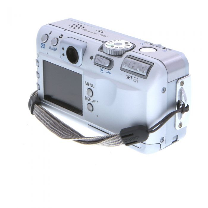 Canon Powershot S45 Digital Camera {4.0MP}