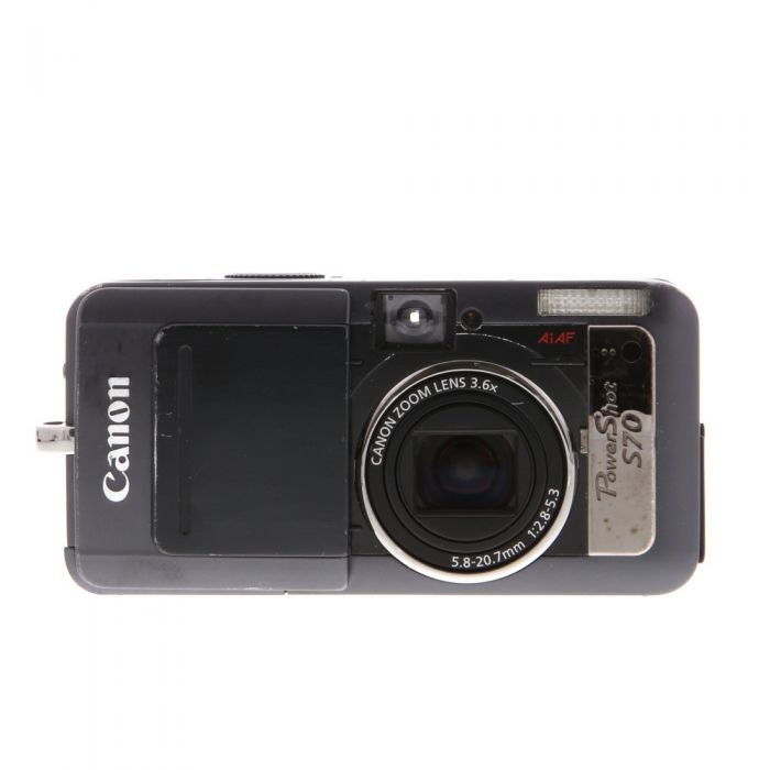 Canon Powershot S70 Digital Camera {7.1 M/P}