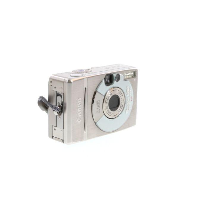 Canon Powershot S300 Digital Camera {2.1MP}