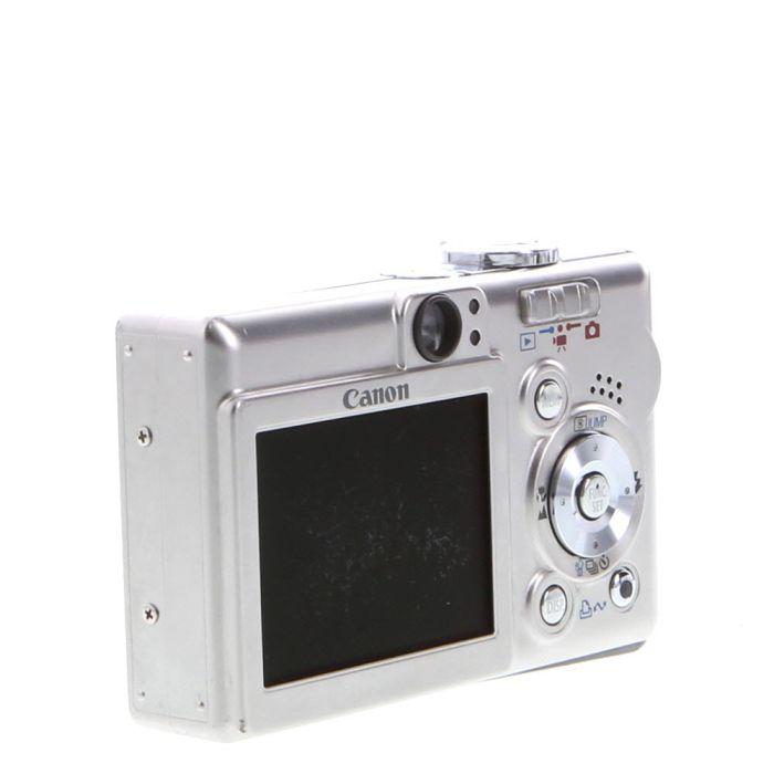 Canon Powershot SD400 Digital Camera {5.0 M/P}