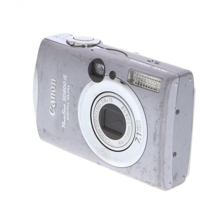 Canon Powershot SD800 IS Digital Camera {7.2 M/P}