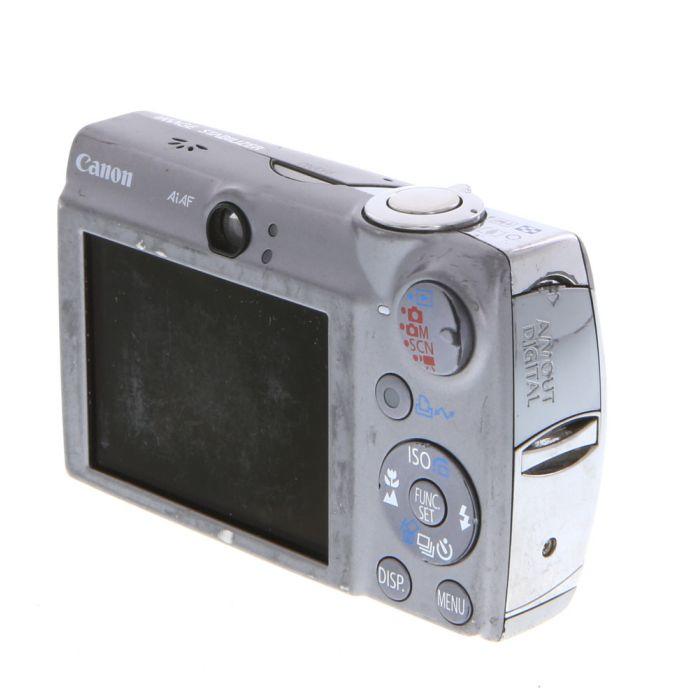 Canon Powershot SD800 IS Digital Camera {7.2MP}