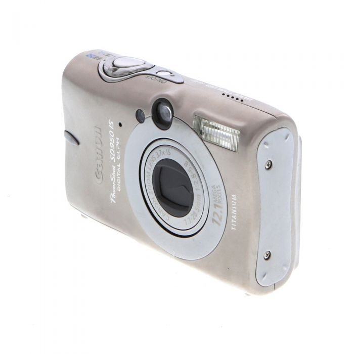 Canon Powershot SD950 IS Digital Camera {12.1MP}