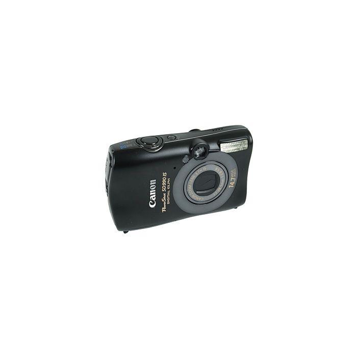 Canon Powershot SD990 IS Digital Camera {14.7MP}