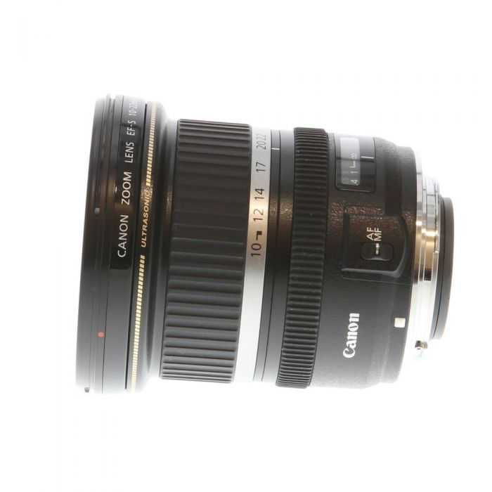 Canon EF-S 10-22mm f/3.5-4.5 USM Autofocus Lens for APS-C DSLR {77}
