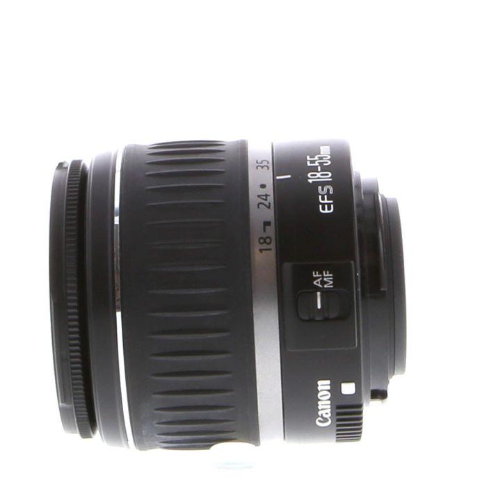 Canon EF-S 18-55mm f/3.5-5.6 II USM Autofocus Lens for APS-C DSLR {58}