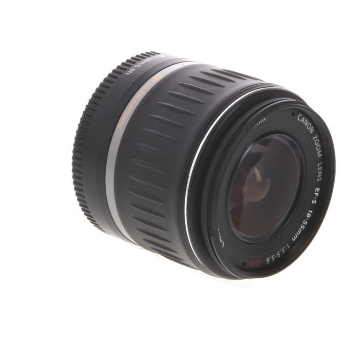 Canon EF-S 18-55mm f/3.5-5.6 USM Autofocus Lens for APS-C DSLR {58}