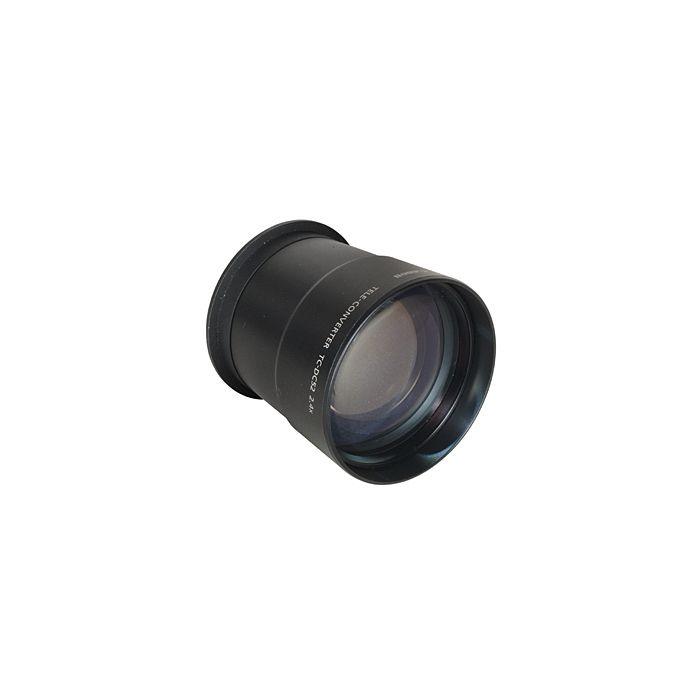 Canon TC-DC52 Teleconverter Lens for Powershot A10, 20, 40, 60, 70, 75, 85