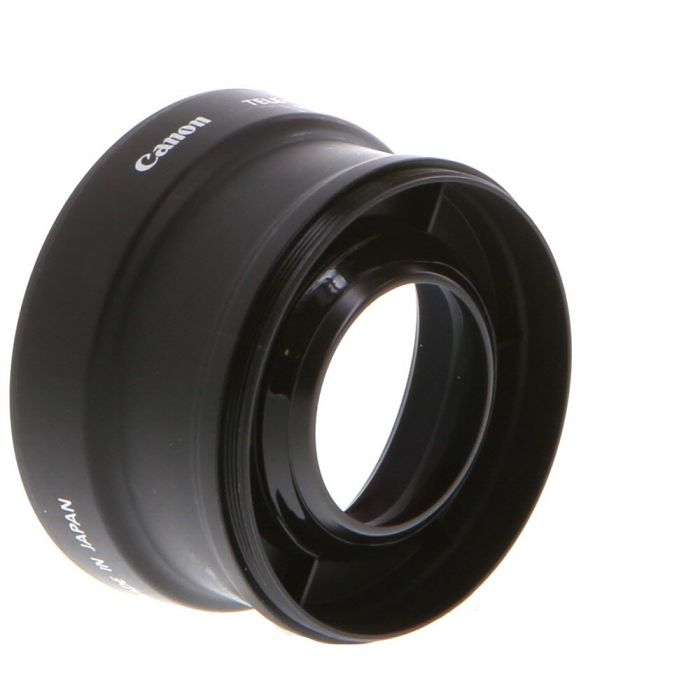 Canon TC-DC58 Teleconverter Lens for Powershot G1, G2