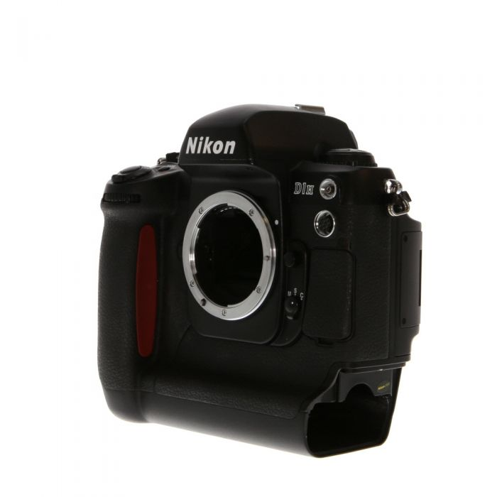 Nikon D1H DSLR Camera Body {2.74MP}