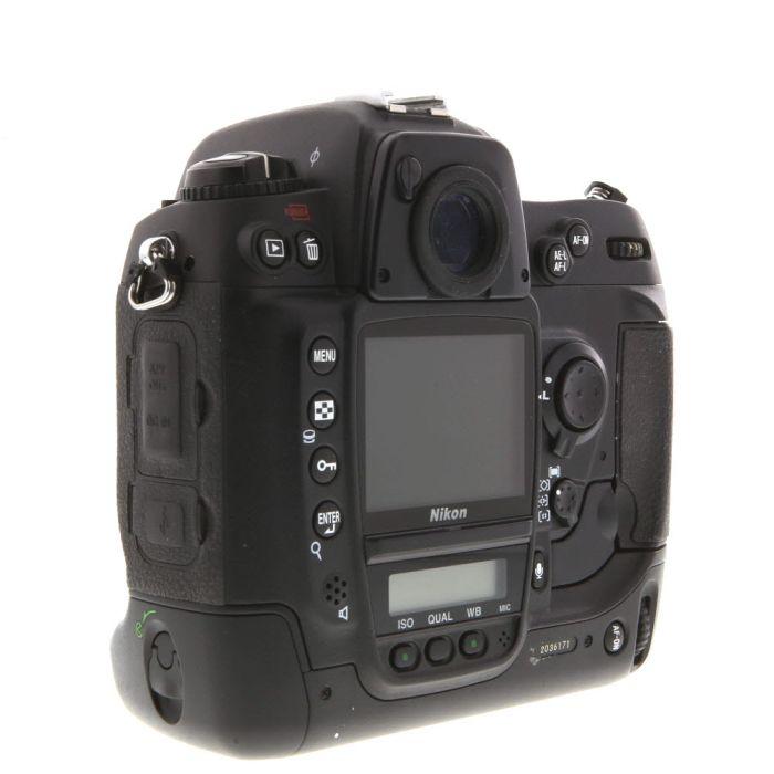 Nikon D2H DSLR Camera Body {4.1MP}