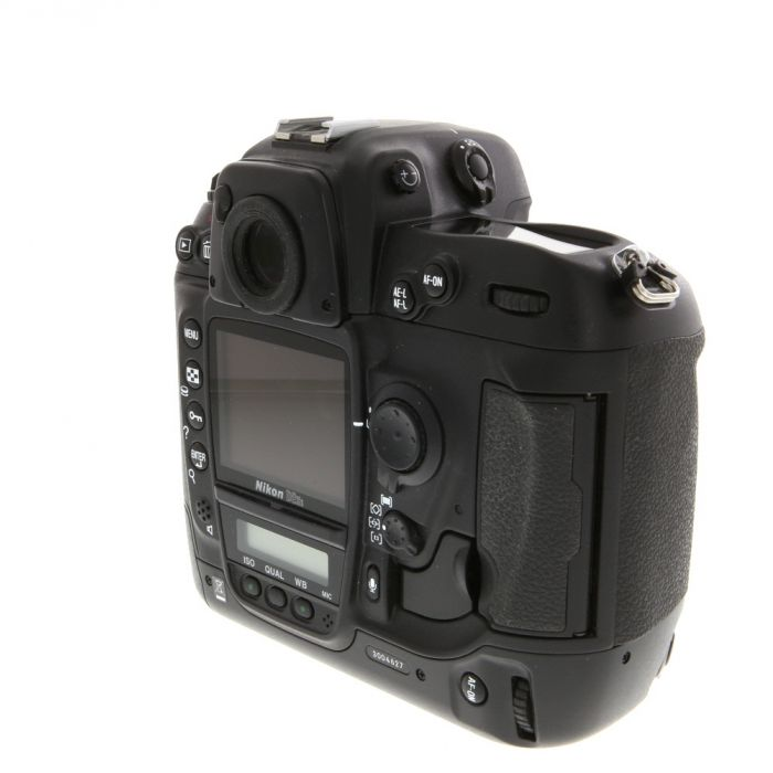 Nikon D2HS DSLR Camera Body {4.1MP}