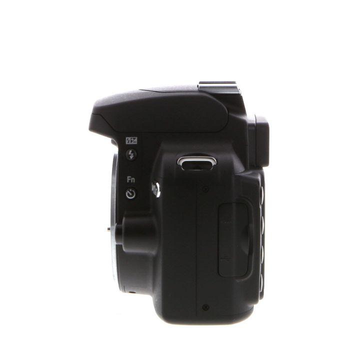 Nikon D40X DSLR Camera Body {10.2MP}