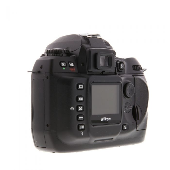 Nikon D100 DSLR Camera Body {6.1MP}