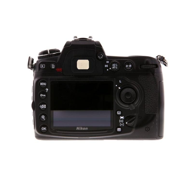 Nikon D300S DSLR Camera Body {12.3MP}